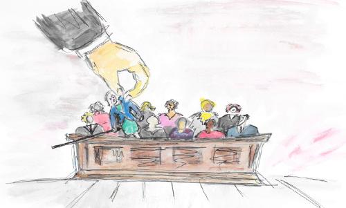A jury of sorts